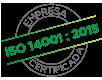 Selo ISO 14001